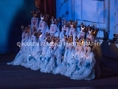 Mefistofele Chorus and Dancers 2018