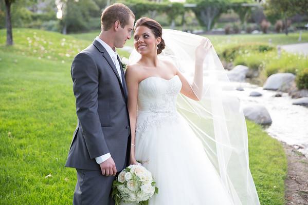 Alicia & Chris Wedding at Coyote Hills
