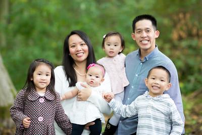 2015 - Trieu Family