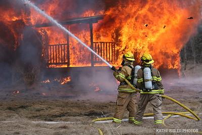 Bentley District Fire Department