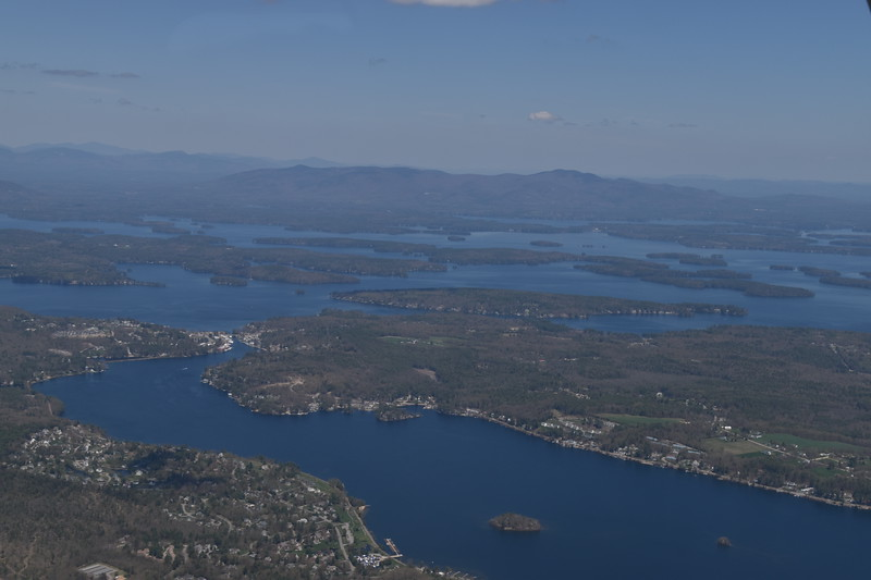 Laconia is in the NH lake district