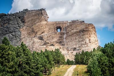 Crazy Horse Memorial 2019