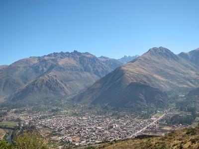 NLC 2012 Peru: Urubamba