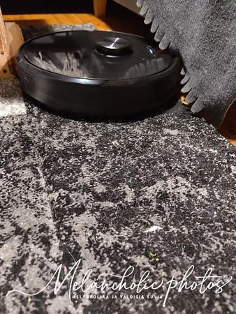 Testissä robotti-imuri Roborock S6 vs. Roomba