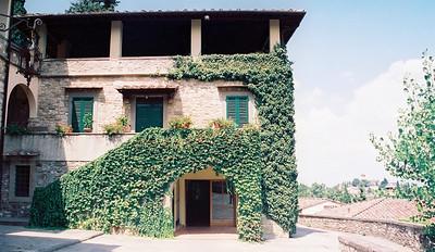 Verrazzano, Tuscany