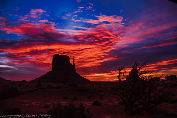 Navaho Tribal Lands Folder