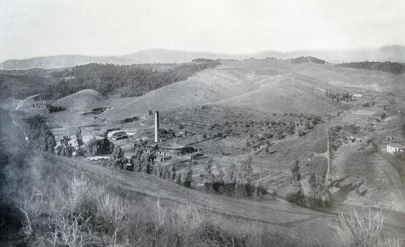 1902, Chavez Ravine