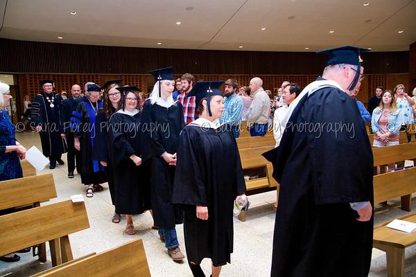 '19 Mount Marty Graduation