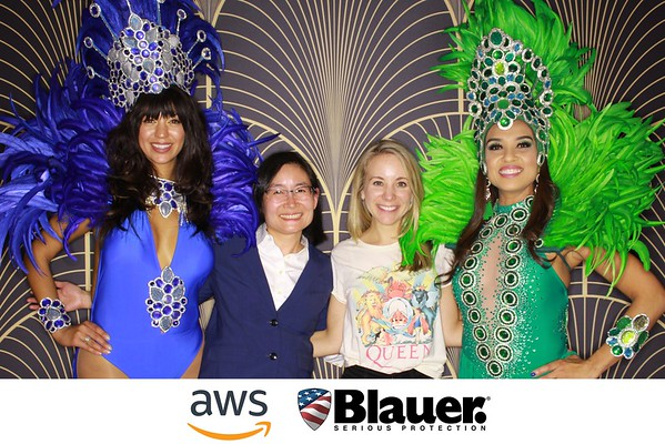 IACP Conference  2019 AWS / Blauer