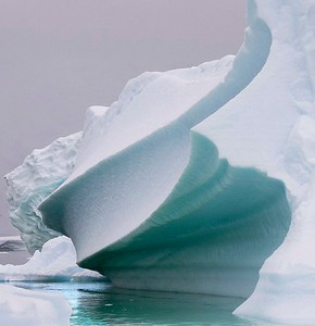 Icebergs and Landscapes