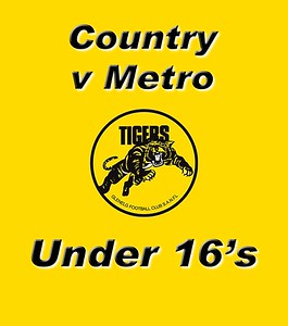 Country v Metro Under 16's