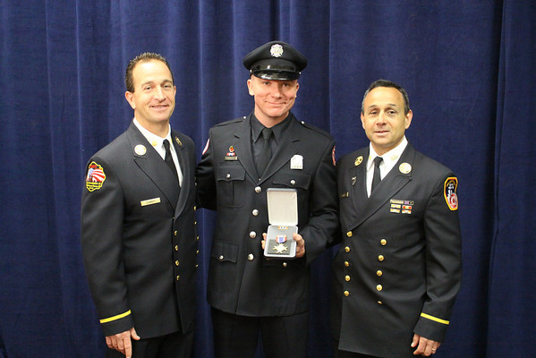 FDIC 2012 FDNY Ray Downey Courage And Valor Award Winner Larry McCormack