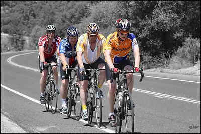 Amgen Tour of California Bike Race 2012