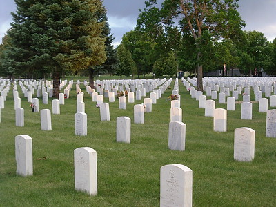 Fort Logan Military Cemetery