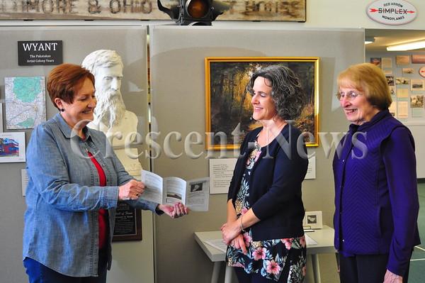 04-12-16 NEWS Wyant Exhibit Opening Promo