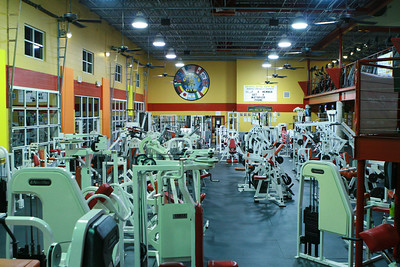 "Gold's Gym 66th Street St. Pete  ""Serious Fitness"""