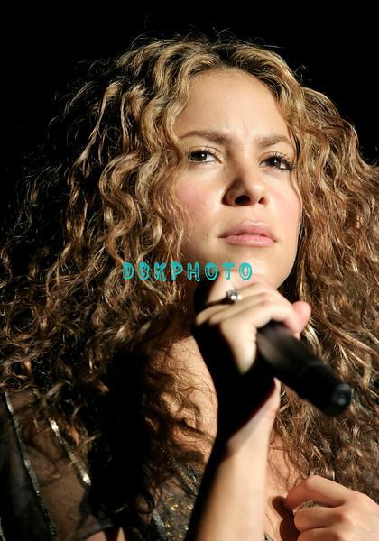 DBKphoto / Shakira 09/01/2006