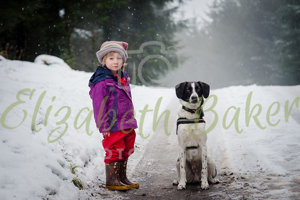 Kids and Dogs session