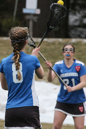 Girls' JV Lacrosse vs. Proctor | April 18
