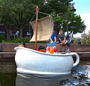 July 2020 RC Gravy Boat