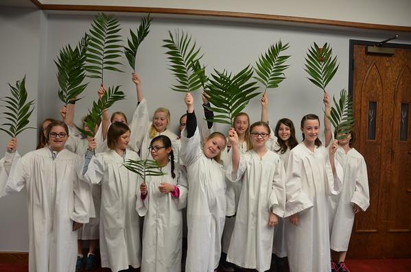 2016 Pastors' Class