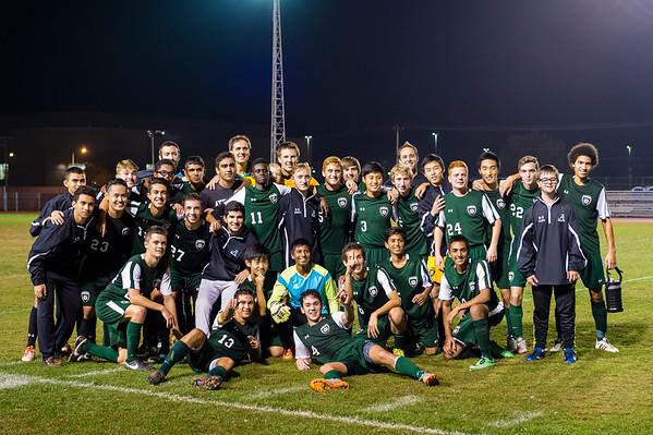 Game 3 - Atholton Varsity Soccer Playoffs - 11/5/15