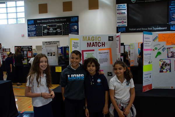 Lower School Science Fair