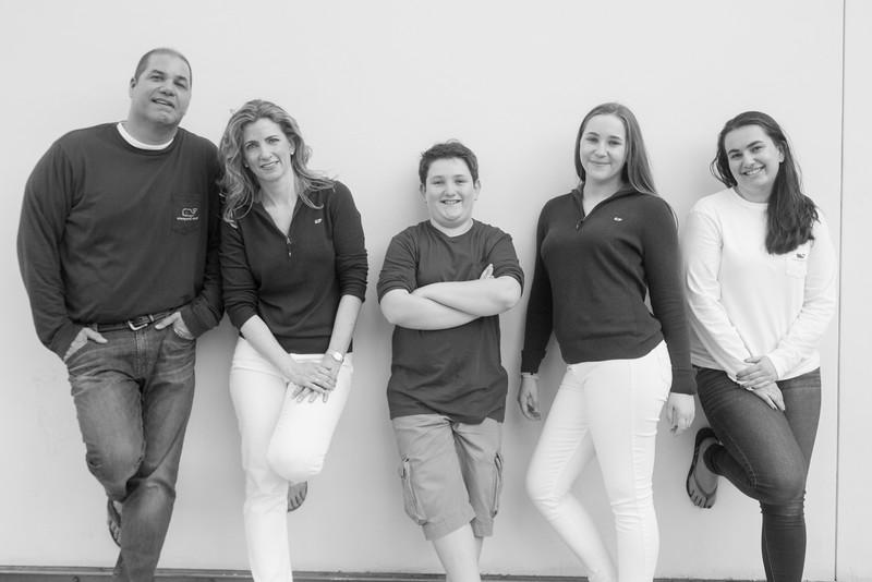 Farkas Family Portrait Session, South Beach