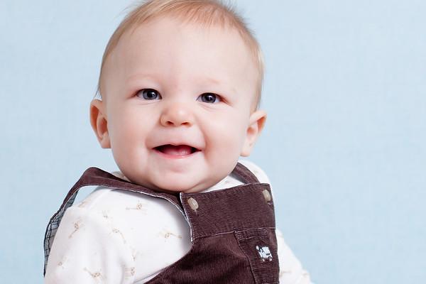 Connor - 9 Months
