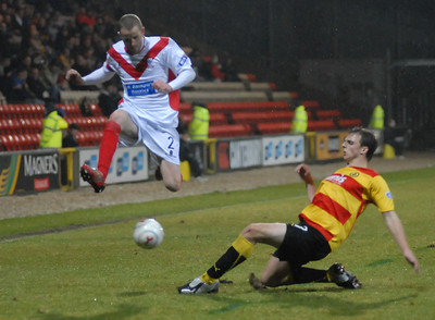Partick Thistle v Airdrie (2.1) 13 12 08