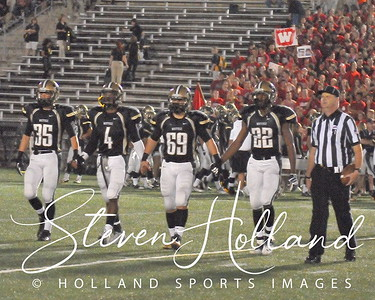 "Football – Varsity: Stone Bridge vs Westfield ""Battle of the Bulldogs"" 10.04.2013 (by Steven Holland)"