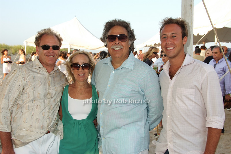 Andrew Jacobs, Janet Rothman, Billie Rothman, David Rothman