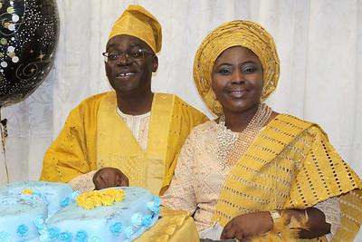 Pastor Tope Dosumu 50th Birthday Celebration