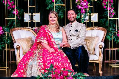 Karan & Emily