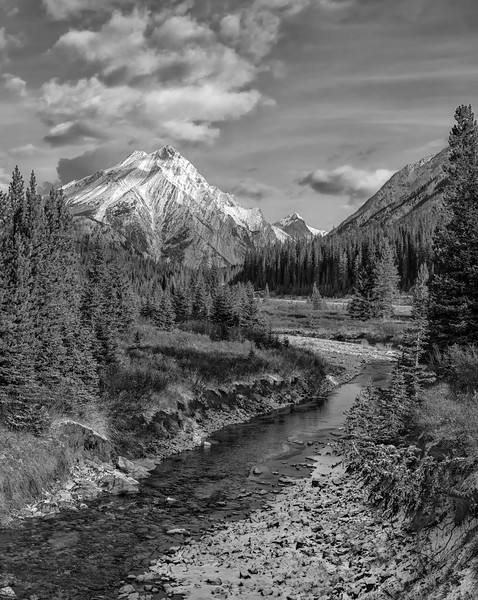 Mountain Monochrome