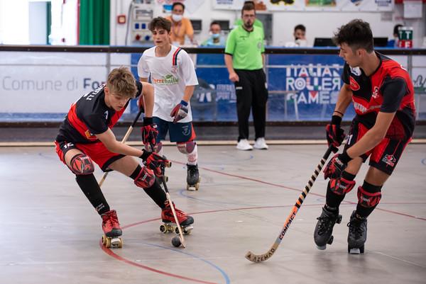 Finale 3°/4° posto: Roller Hockey Scandiano vs Hockey Sarzana