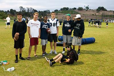 2010 Crusaders Practice Jersies