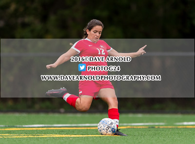 10/13/2016 - Girls Varsity Soccer - Everett vs Malden