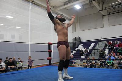 Mike Montero vs. Josh Briggs