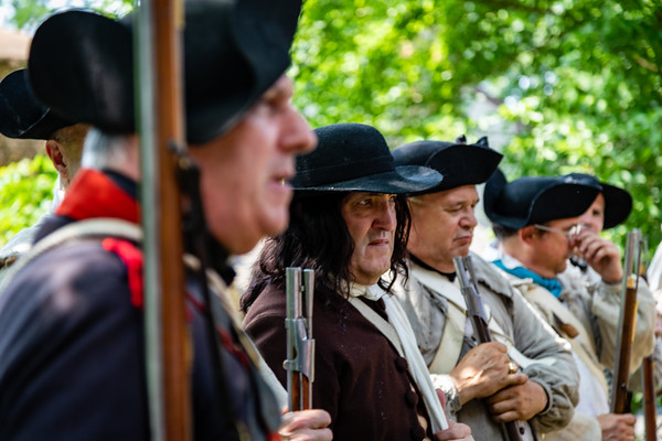 Living History Days: Our Revolutionary War History