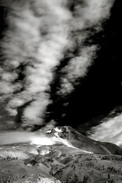 View Mount Hood from Timberline Lodge, Oregon