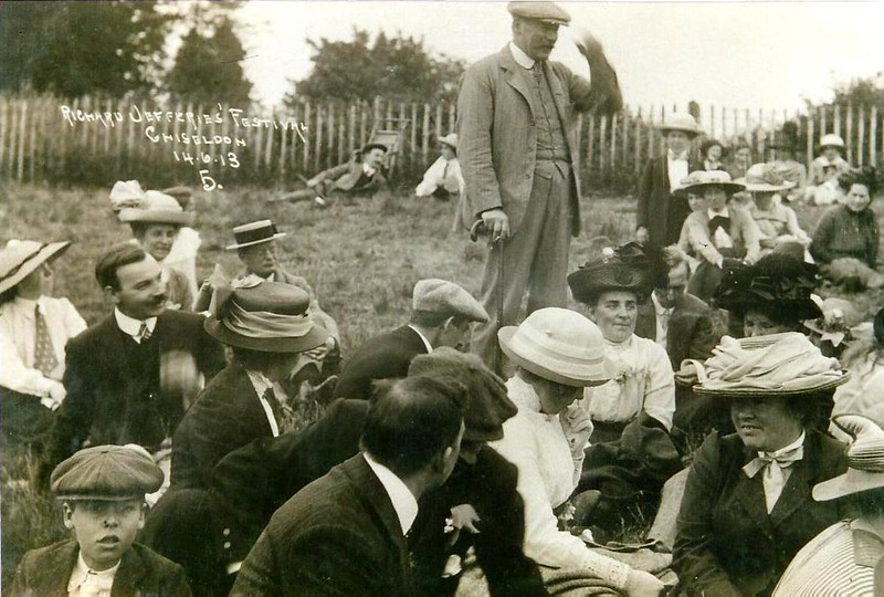 Richard Jefferies festival 1913