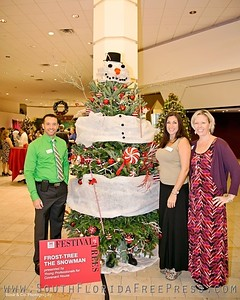 HANDY'S 2ND ANNUAL FESTIVAL OF TREES