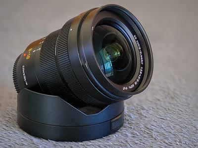 Panasonic Leica DG Vario-Elmarit 8-18mm f2.8-4  lens