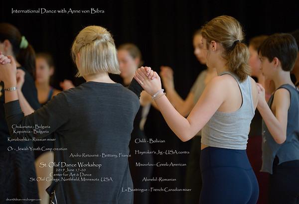 Stolaf Dance Workshop 2019 June