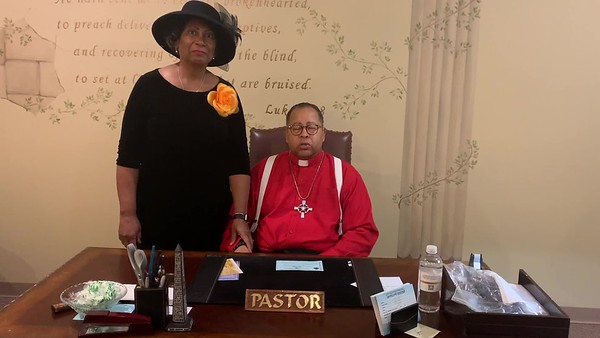GPGBC Pastor and First Lady's Video