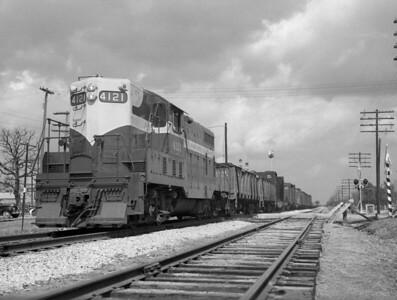 MP—Earlier Diesel Locomotives