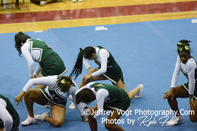 11-15-2014 Kennedy HS Varsity Cheerleading at Blair HS MCPS Championship, Photos by Jeffrey Vogt Photography with Kyle Hall
