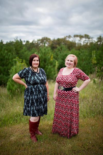 Rachel and Christa Lularoe