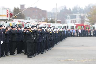 Firefighters Ivan Flanscha & Zachary Anthony Memorial 3-28-18